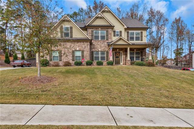 1428 Ronald Reagan Lane, Jefferson, GA 30549 (MLS #6653940) :: North Atlanta Home Team