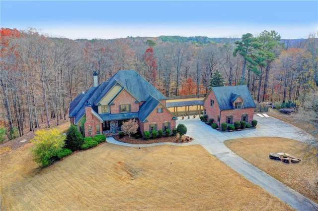 1258 Harmony Grove Church Road, Auburn, GA 30011 (MLS #6653943) :: Rock River Realty