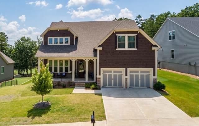 607 Longleaf Trace, Canton, GA 30114 (MLS #6653947) :: North Atlanta Home Team