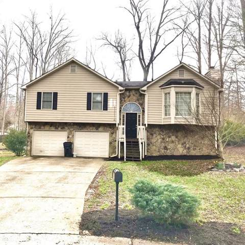 106 Indian Trail Court, Powder Springs, GA 30127 (MLS #6653958) :: The Heyl Group at Keller Williams