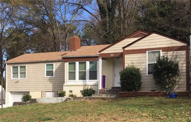 645 Charlotte Place NW, Atlanta, GA 30318 (MLS #6653970) :: The North Georgia Group