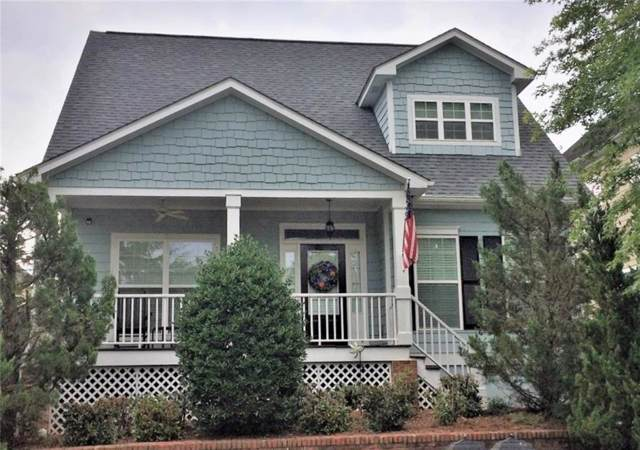 120 Concord Court, Fayetteville, GA 30214 (MLS #6653997) :: The North Georgia Group