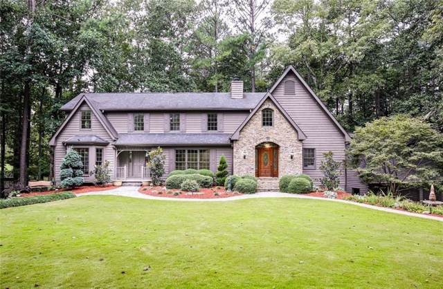 3946 Whitney Park Drive, Duluth, GA 30096 (MLS #6654000) :: Dillard and Company Realty Group