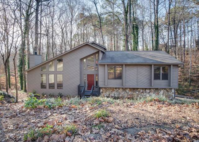 5190 Forest Mist Drive SE, Smyrna, GA 30082 (MLS #6654022) :: The Cowan Connection Team