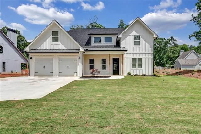 0 Dawson Manor Ct., Dawsonville, GA 30534 (MLS #6654028) :: North Atlanta Home Team