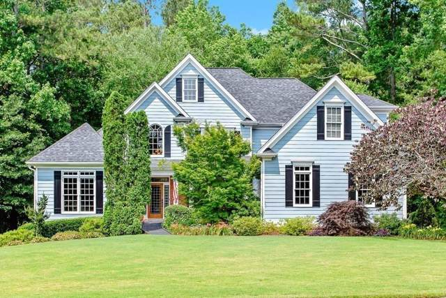 67 Lewellen Drive NW, Marietta, GA 30064 (MLS #6654030) :: The Heyl Group at Keller Williams