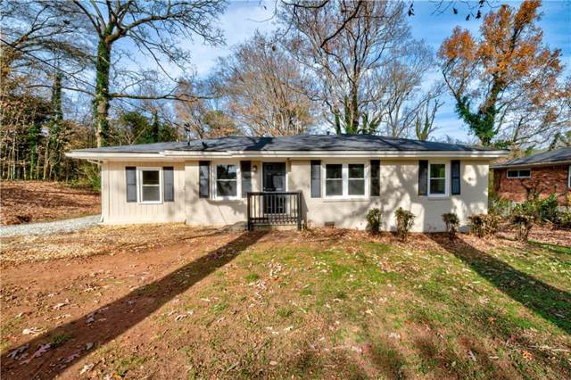 3102 Robin Road, Decatur, GA 30032 (MLS #6654045) :: Rock River Realty