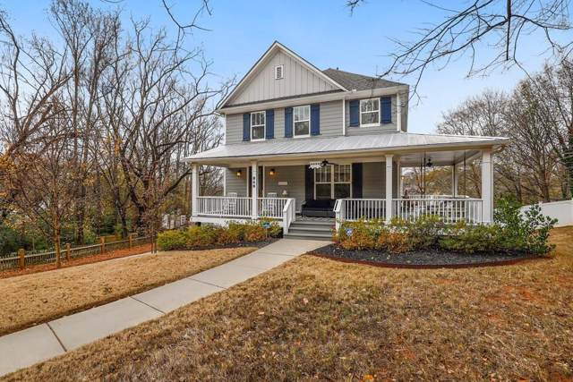 946 Delaware Avenue, Atlanta, GA 30316 (MLS #6654046) :: North Atlanta Home Team