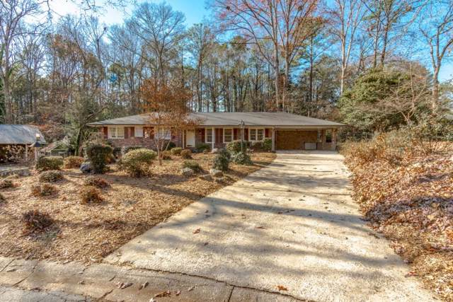 2676 Hawaii Court, Decatur, GA 30033 (MLS #6654082) :: Path & Post Real Estate