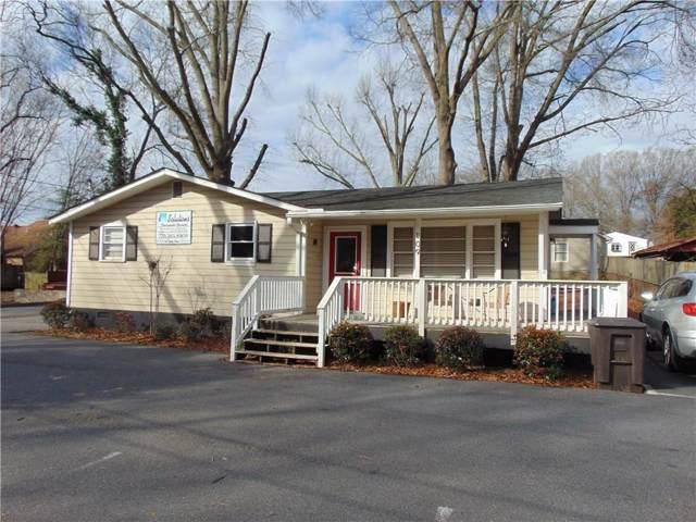 109 Central Avenue, Cartersville, GA 30120 (MLS #6654091) :: The North Georgia Group