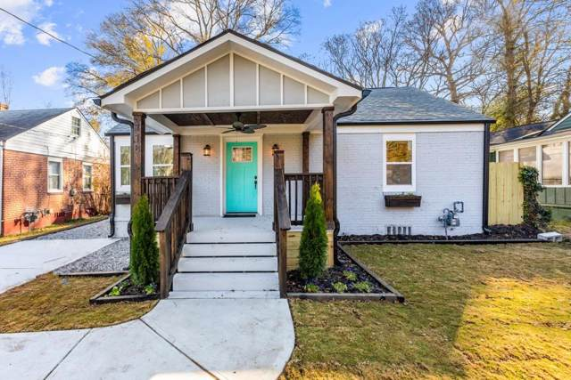 118 Burbank Drive SW, Atlanta, GA 30314 (MLS #6654094) :: North Atlanta Home Team