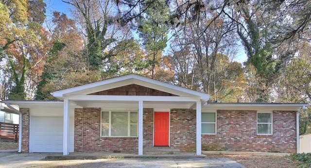 2960 W Peek Road NW, Atlanta, GA 30318 (MLS #6654097) :: Rock River Realty