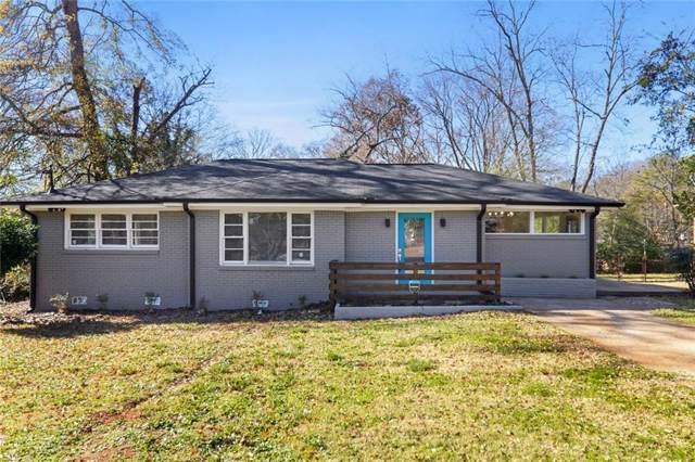 2259 Starline Drive, Decatur, GA 30032 (MLS #6654100) :: Rock River Realty
