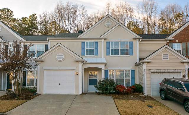 13300 Morris Road #129, Milton, GA 30004 (MLS #6654105) :: Todd Lemoine Team