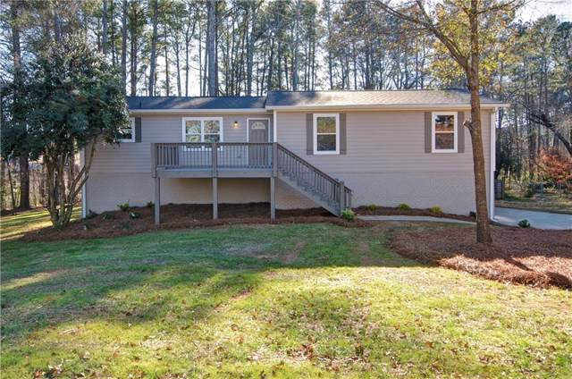 130 Pioneer Drive, Woodstock, GA 30188 (MLS #6654110) :: Path & Post Real Estate