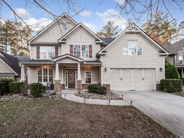 2096 Leafmore Court SE, Grayson, GA 30017 (MLS #6654122) :: North Atlanta Home Team