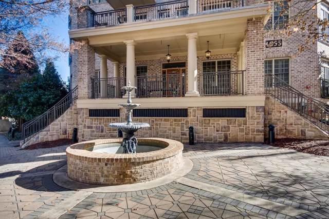 1055 NE Piedmont Avenue NE #114, Atlanta, GA 30309 (MLS #6654129) :: RE/MAX Paramount Properties