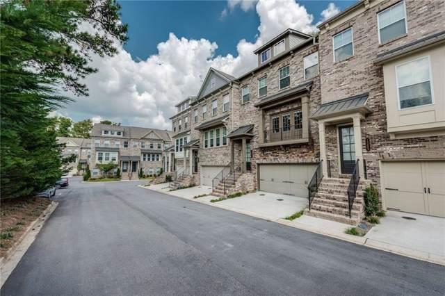 1265 Linden Court NE, Atlanta, GA 30329 (MLS #6654130) :: Kennesaw Life Real Estate