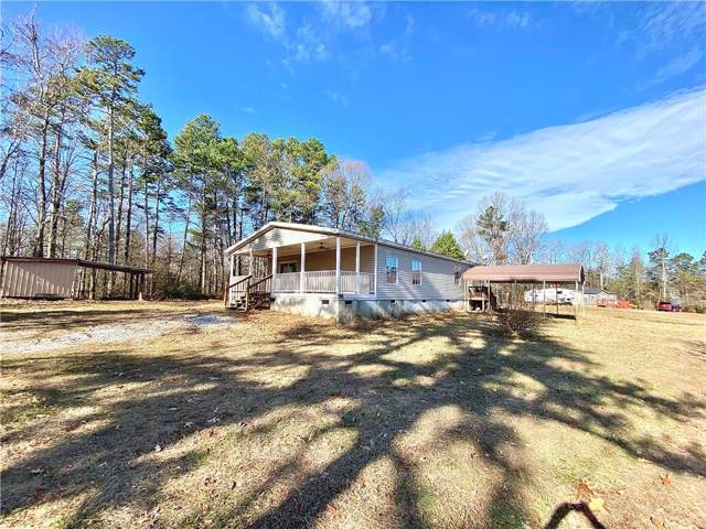 73 Rider Road Spur, Dawsonville, GA 30534 (MLS #6654131) :: North Atlanta Home Team
