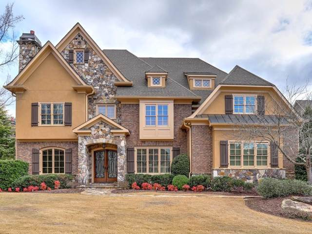 2200 Heathermoor Hill Drive, Marietta, GA 30062 (MLS #6654134) :: Rock River Realty