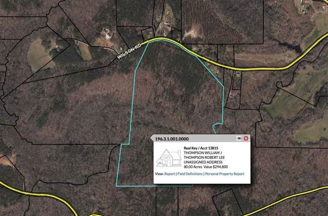 0 Wilson Road, Temple, GA 30179 (MLS #6654135) :: Path & Post Real Estate