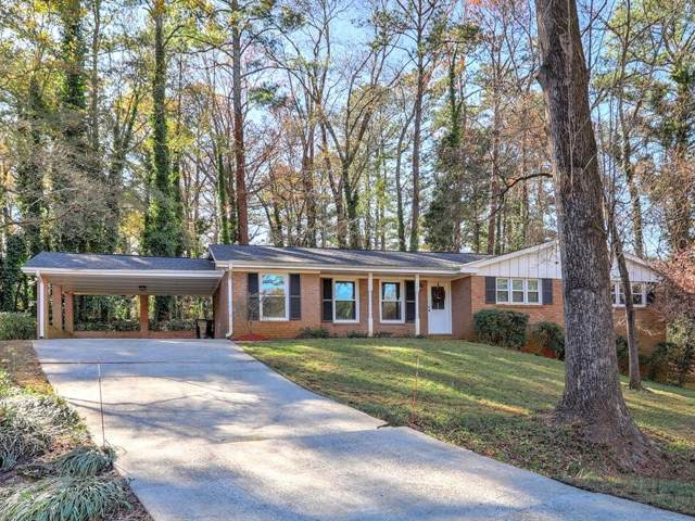 455 Shadowood Court, Roswell, GA 30075 (MLS #6654143) :: The North Georgia Group