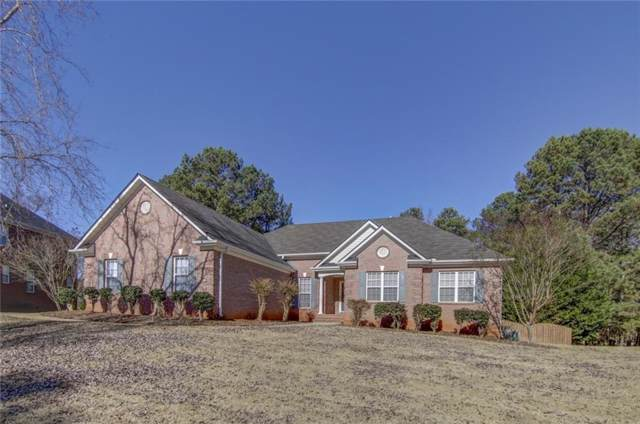 237 Thorn Berry Way SE, Conyers, GA 30094 (MLS #6654145) :: Rock River Realty