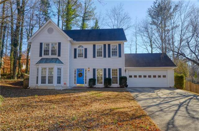 1203 Parkwood Chase NW, Acworth, GA 30102 (MLS #6654147) :: RE/MAX Paramount Properties