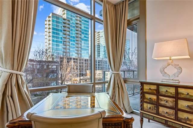 905 Juniper Street NE #312, Atlanta, GA 30309 (MLS #6654150) :: RE/MAX Paramount Properties