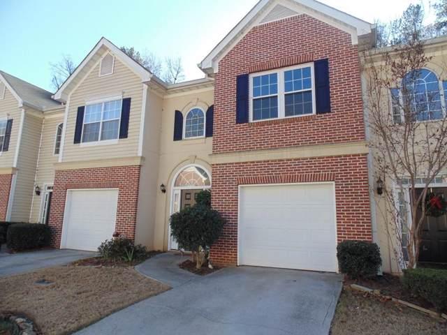 4132 Rogers Creek Court #4132, Duluth, GA 30096 (MLS #6654175) :: Vicki Dyer Real Estate