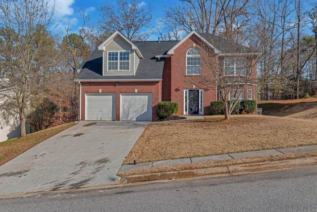 3042 Creekbend Overlook N, Douglasville, GA 30135 (MLS #6654197) :: RE/MAX Paramount Properties