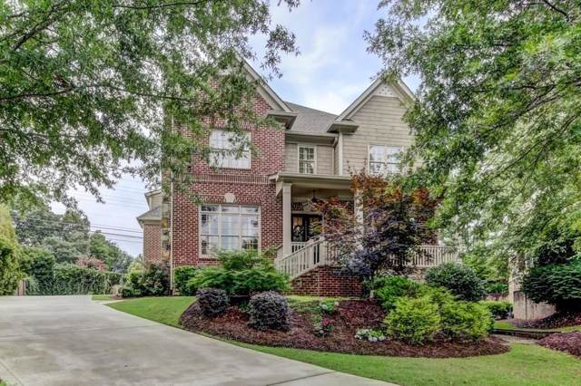 2464 Canopy Glen, Marietta, GA 30066 (MLS #6654231) :: North Atlanta Home Team