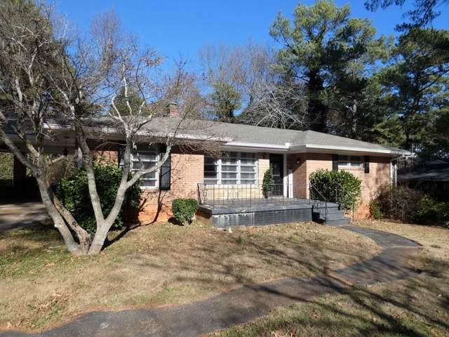 1316 Snapfinger Road, Decatur, GA 30032 (MLS #6654250) :: Charlie Ballard Real Estate