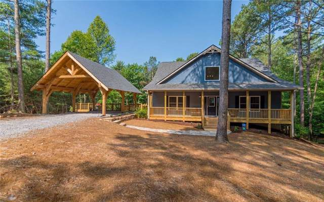45 Estates Circle, Ellijay, GA 30536 (MLS #6654272) :: North Atlanta Home Team