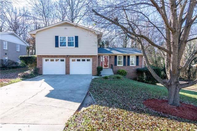 6934 Lockridge Drive NW, Atlanta, GA 30360 (MLS #6654273) :: North Atlanta Home Team