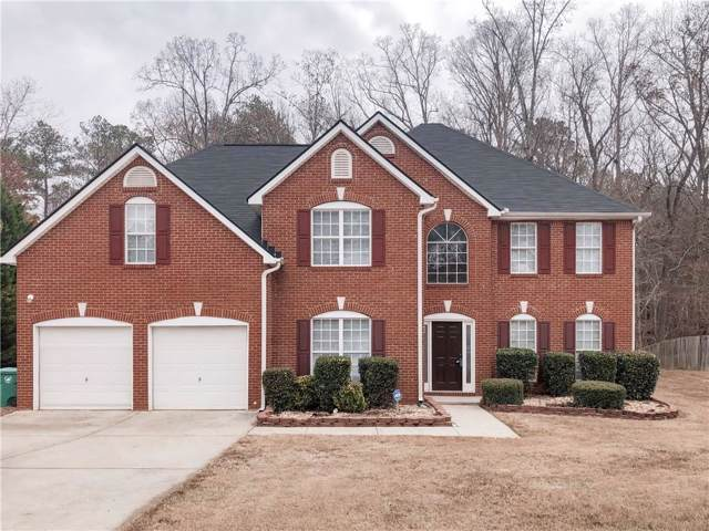 4292 Abram Drive, Conley, GA 30288 (MLS #6654289) :: Dillard and Company Realty Group