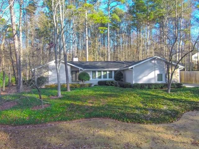 2195 Carlyle Drive, Marietta, GA 30062 (MLS #6654295) :: Rock River Realty