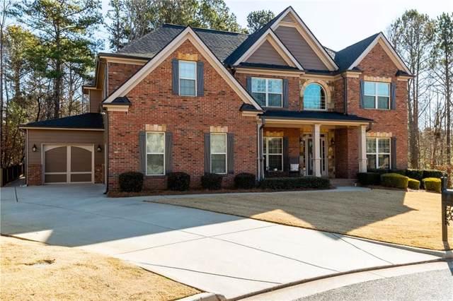 9075 Yellow Pine Court, Gainesville, GA 30506 (MLS #6654305) :: The North Georgia Group