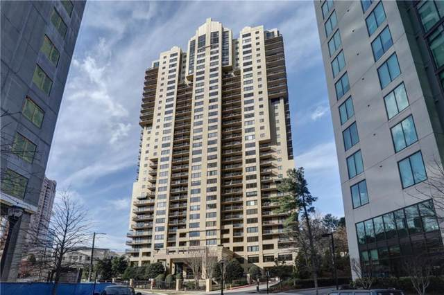 3481 Lakeside Drive NE #2904, Atlanta, GA 30326 (MLS #6654314) :: Rock River Realty