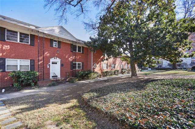 3660 Peachtree Road NE J5, Atlanta, GA 30319 (MLS #6654358) :: Rock River Realty