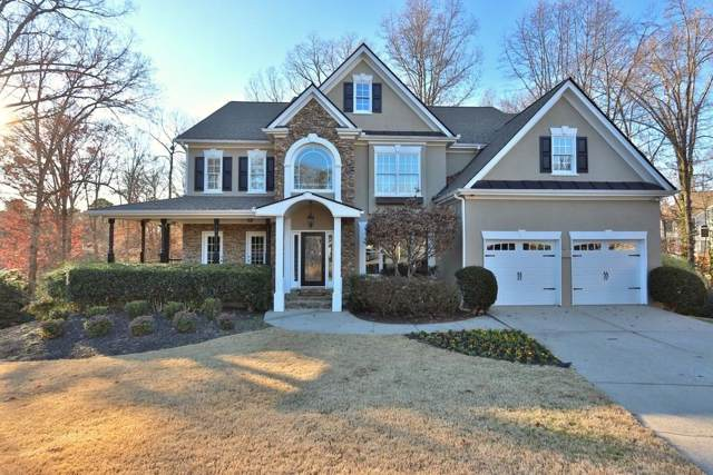 2018 Breckenridge Lane, Alpharetta, GA 30005 (MLS #6654359) :: North Atlanta Home Team