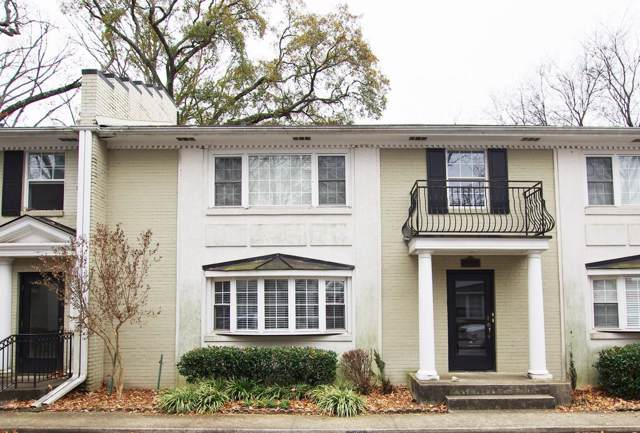 841 Frederica Street NE #6, Atlanta, GA 30306 (MLS #6654362) :: North Atlanta Home Team