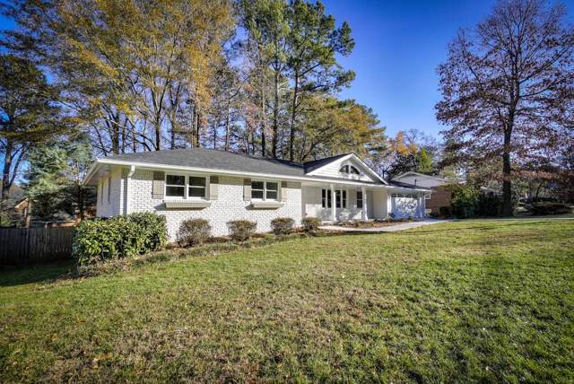 2991 Ponderosa Circle, Decatur, GA 30033 (MLS #6654369) :: Path & Post Real Estate