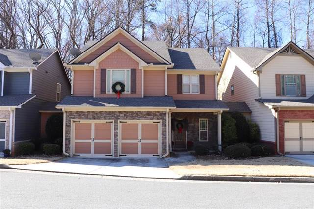 1008 Brownstone Drive, Marietta, GA 30008 (MLS #6654370) :: Path & Post Real Estate