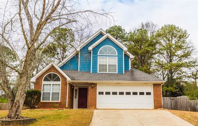 1504 Watercrest Circle, Lawrenceville, GA 30043 (MLS #6654376) :: The Cowan Connection Team