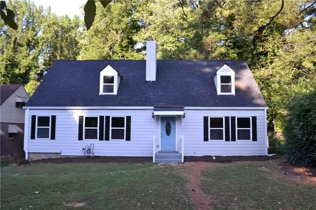 1620 Ocala Avenue SW, Atlanta, GA 30311 (MLS #6654398) :: Good Living Real Estate