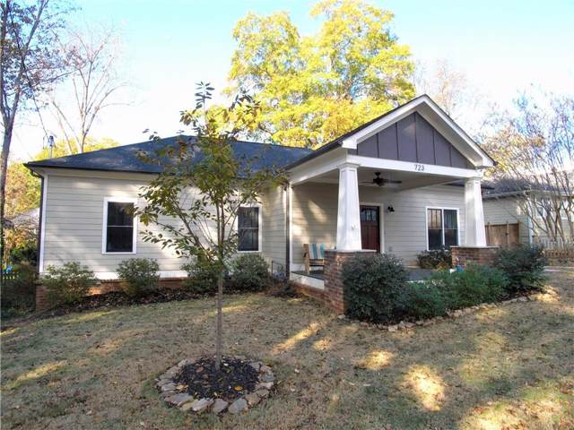 723 Dalerose Avenue, Decatur, GA 30030 (MLS #6654407) :: The Zac Team @ RE/MAX Metro Atlanta
