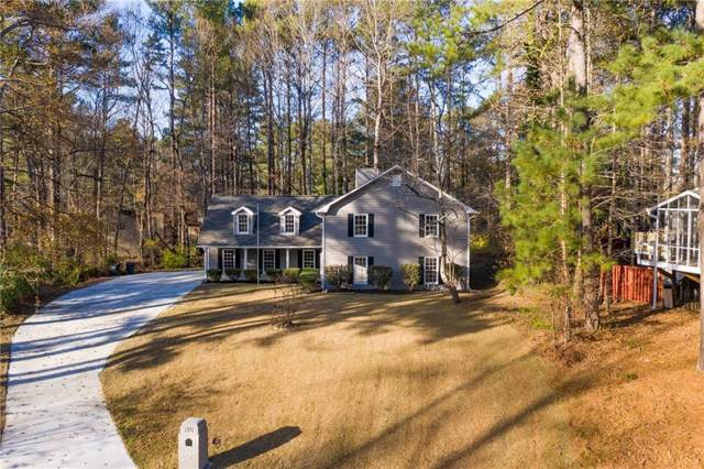 2370 Battle Court SW, Marietta, GA 30064 (MLS #6654410) :: The Realty Queen Team