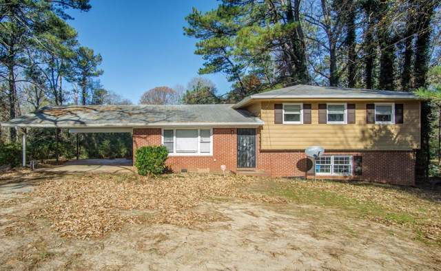 1871 Highway 138 Highway SW, Riverdale, GA 30296 (MLS #6654430) :: Dillard and Company Realty Group