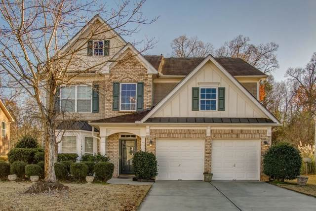 121 Carlisle Street, Newnan, GA 30263 (MLS #6654431) :: Dillard and Company Realty Group